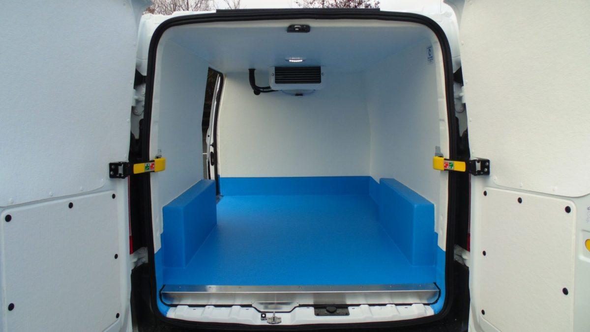 Ford Custom Fridge Van full