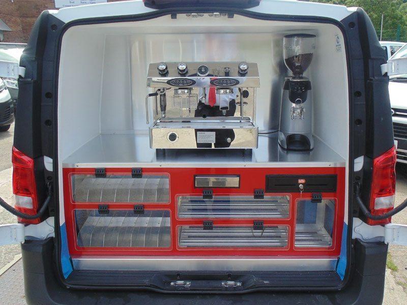 coffee van conversions