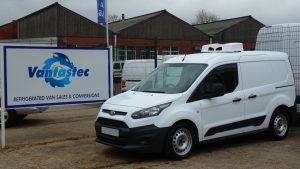 ford connect fridge van rental