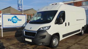 peugeot boxer fridge van rental