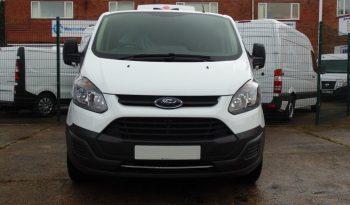 Ford Custom Refrigerated Van full