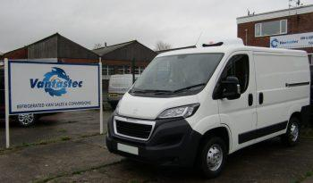 PEUGEOT BOXER REFRIGERATED VAN