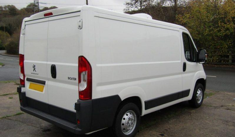 Peugeot Boxer Refrigerated Van full