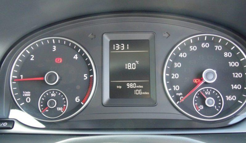 VW Caddy Fridge Van full