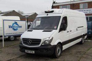 Mercedes Sprinter Freezer Van