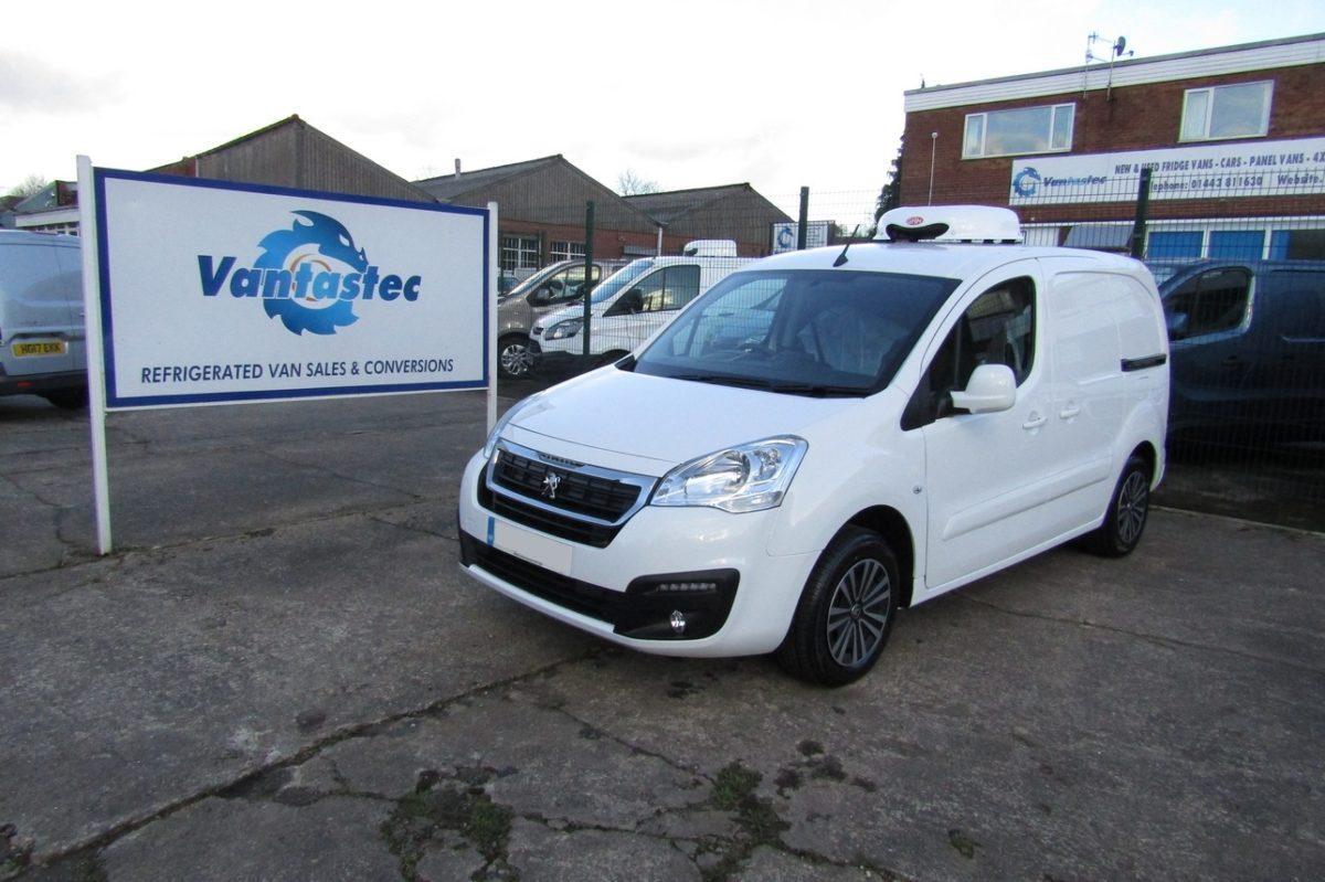Peugeot Partner Fridge Van