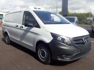 Mercedes Vito Refrigerated Van